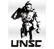 Halo UNSC Poster