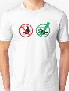 Plastic Infant Storage T-Shirt