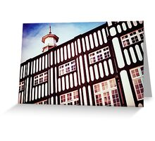 Mostyn House, Parkgate Greeting Card