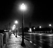 When Night Falls, McQuesten Bridge 2, Hamilton by pwilliamson