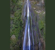 Nojoqui Falls by Cathy L. Gregg