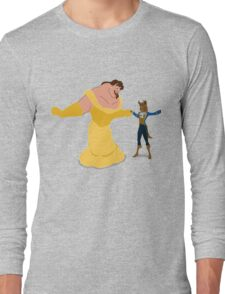 Beasty and the Beaut Long Sleeve T-Shirt