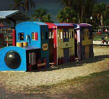 Grunge Train by tapiona