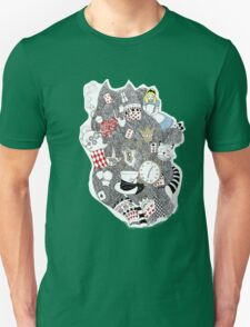 Alice is Here Unisex T-Shirt