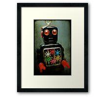 Robot1 Framed Print