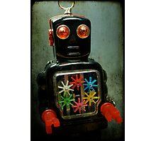 Robot1 Photographic Print