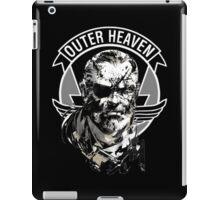 Outer Heaven 2 iPad Case/Skin