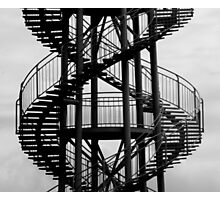 The DNA Tower Photographic Print