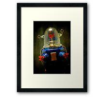 Robot2 Framed Print