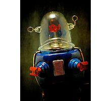 Robot2 Photographic Print