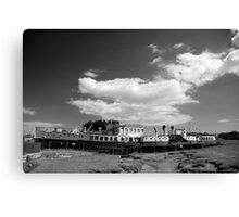 Ryde Queen Canvas Print
