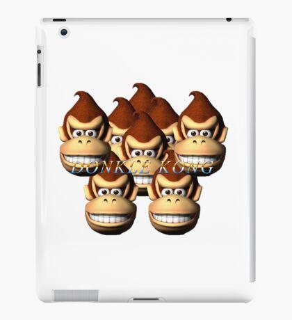 DONKLE KONG iPad Case/Skin