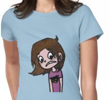 Tween Angst - Color Womens Fitted T-Shirt
