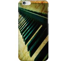 piano case iPhone Case/Skin