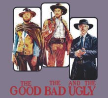 The Good The Bad The Ugly by BUB THE ZOMBIE