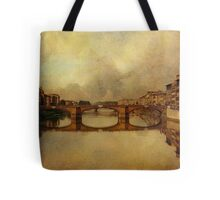 Once Upon A Time In Florence Tote Bag