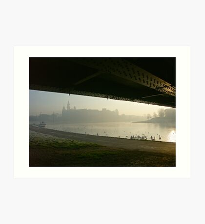 Dębnicki most . Dębnicki Bridge . Kraków.Poland . by Brown Sugar. Views (39) Thx! Art Print