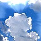 """Blue rays. by Alexa """"Lexi"""" Platts"""