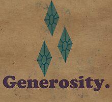 Worn Generosity by Slench