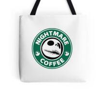 Nightmare Before Coffee - Jack Tote Bag