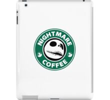 Nightmare Before Coffee - Jack iPad Case/Skin