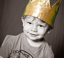 Oliver 2011 with Christmas Crown by Samantha Van Stralendorff