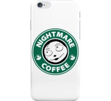 Nightmare Before Coffee - Sally iPhone Case/Skin
