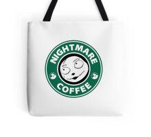 Nightmare Before Coffee - Sally Tote Bag