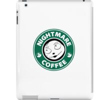 Nightmare Before Coffee - Sally iPad Case/Skin