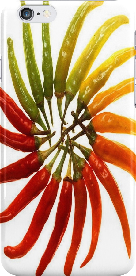 Red Hot Chilli Peppers by taiche