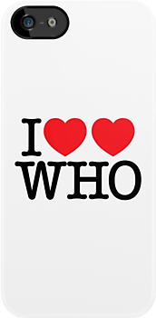 I ♥♥ WHO (light) by glyphobet