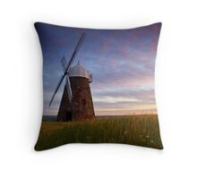 Halnaker Windmill Throw Pillow