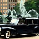 Henry Ford's 1941 Lincoln Continental Limousine by TeeMack