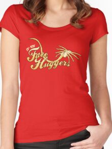 LV-426 Face Huggers Women's Fitted Scoop T-Shirt