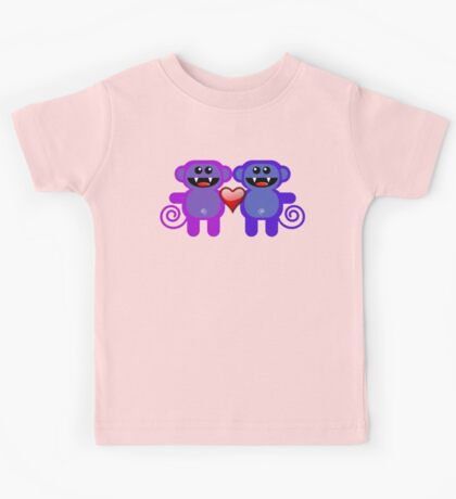 MUNKEY LOVE Kids Tee