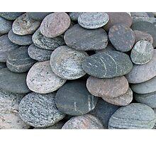 Hebridean Rocks Photographic Print