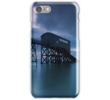 Lifeboat Station iPhone Case/Skin