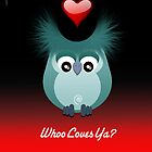 OWL LOVE by peter chebatte