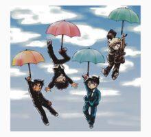 Detective Conan: Plunge Together Kids Tee