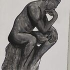 The Thinker by ShayCat