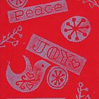 Amity Slockee's 'Peace and Joy' by Art 4 ME