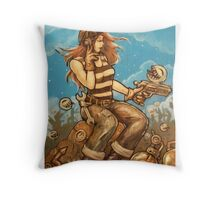 Missed Me Throw Pillow