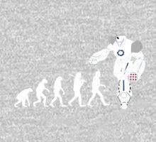 Evolution of a Robot  Kids Tee