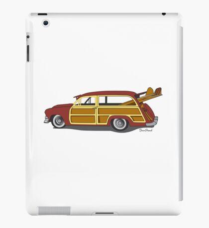Surf n Safari iPad Case/Skin