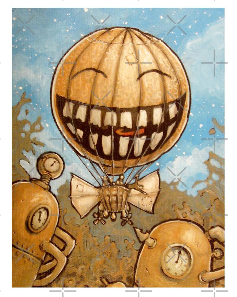 Balloon! by Bethalynne Bajema