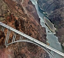 Hoover Dam, Nevada by Susanne Correa