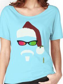 THE ORIGINAL HIPSTA SANTA Women's Relaxed Fit T-Shirt
