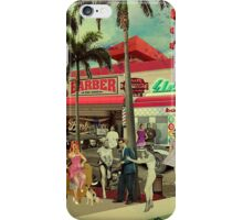 La Verne Bay Avenue iPhone Case/Skin