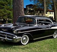 1957 Chevrolet Bel Air  by TeeMack