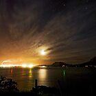 Marsden Point Refinery by Michael Treloar